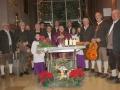 Gottesdienst in Edenstetten 20.12.2014