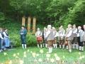 Trachtenverein Deggendorf-Wallfahrt auf den Geiersberg 08.05.2013